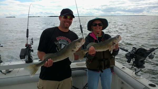 double-nice-walleyes-sportmans-lodge