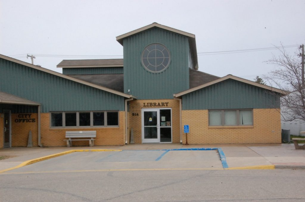 The Greenbush Library is one step closer to receiving a makeover, after the Greenbush City Council approved bids at its April 17 meeting associated with library flooring and painting, and a new librarian desk, amounting to approximately $27,000 combined.