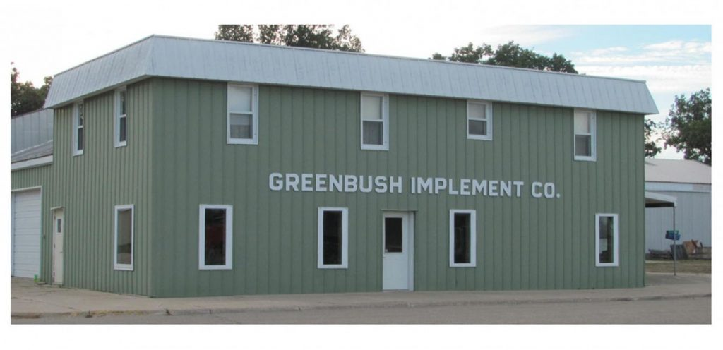 After 70 years of the Wollin family providing service to the local and surrounding area farming industry, the Greenbush Implement's era came to an end on Thursday, August 24, 2017, with a retirement auction.