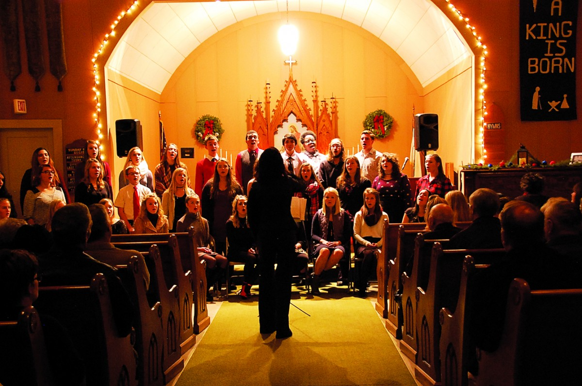 """Darcy and Friends"""" to again perform at Bethlehem Lutheran Church ..."""