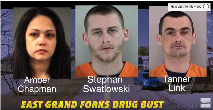 Three Facing Charges In East Grand Forks Drug Bust – Page 1