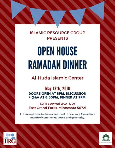 Islamic center open house May 18 – Page 1 Publications